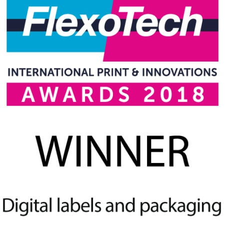 FTA18 Winner Digital Labels And Packaging