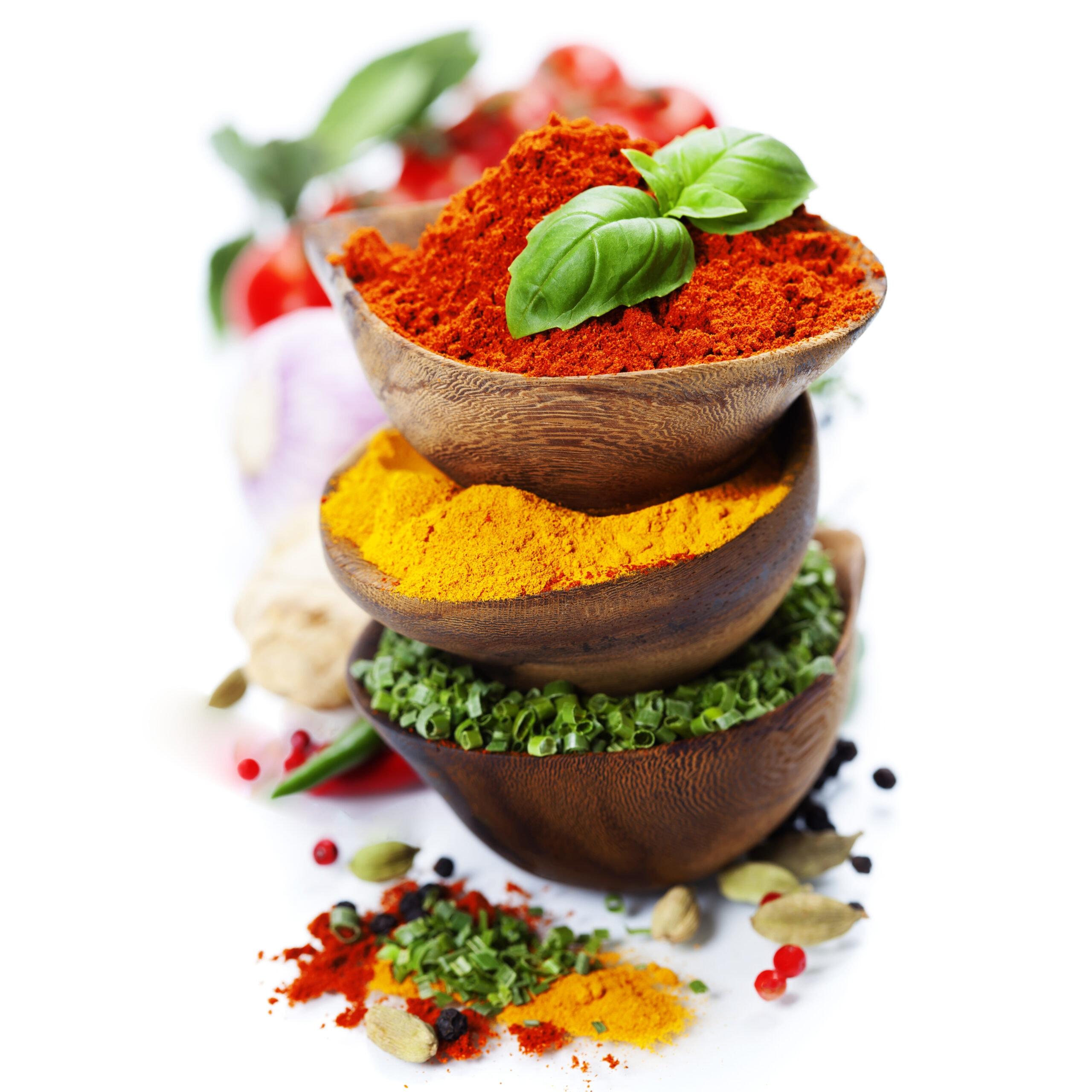 Spices & Flavour Mix Pouches